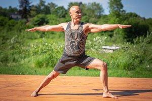 Yoga in Raren